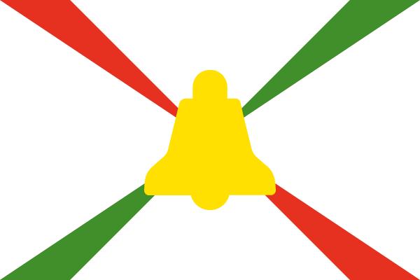 Bandera de Hidalgo