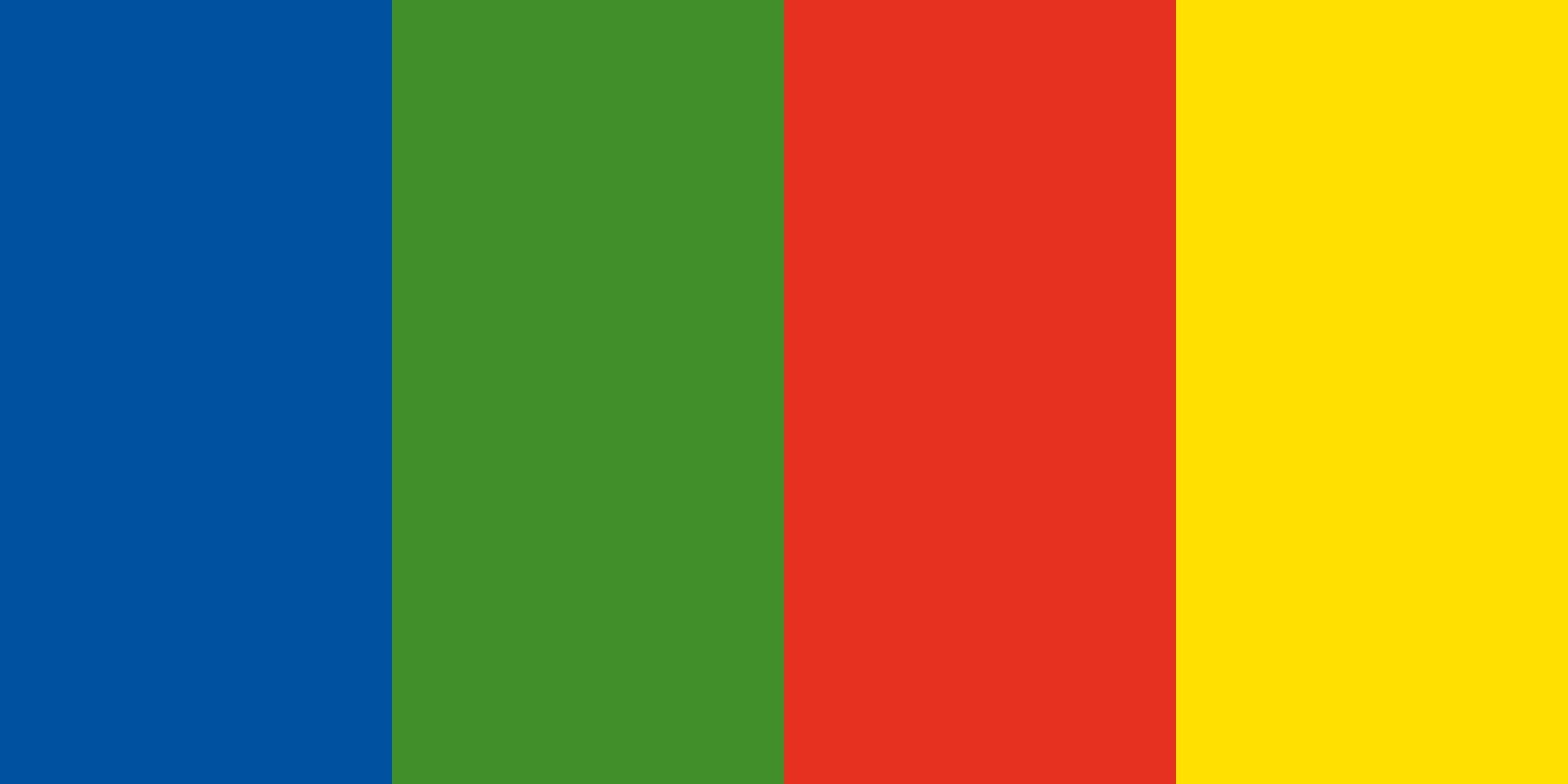 Banderas de la Península de Baja California