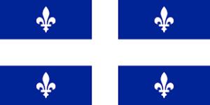Bandera de Québec