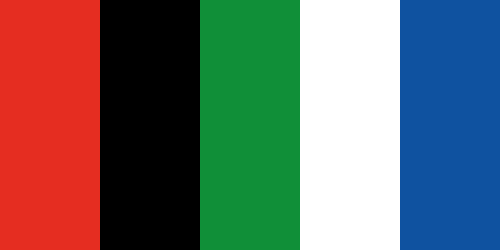 Banderas del Noreste