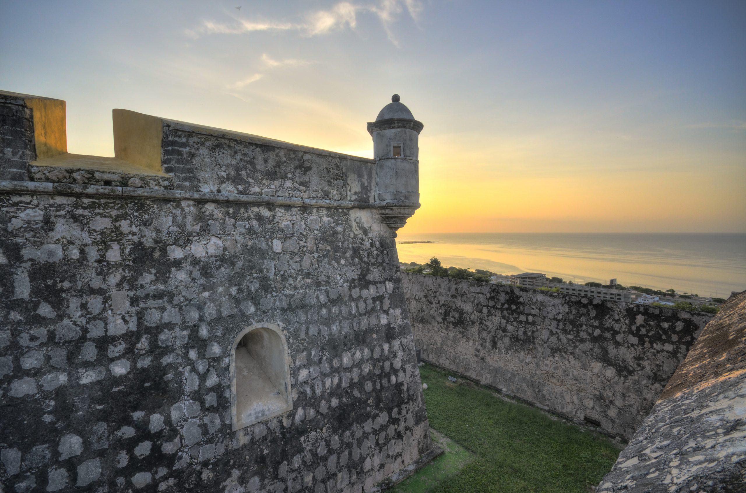 Fuerte San José el Alto en Campeche