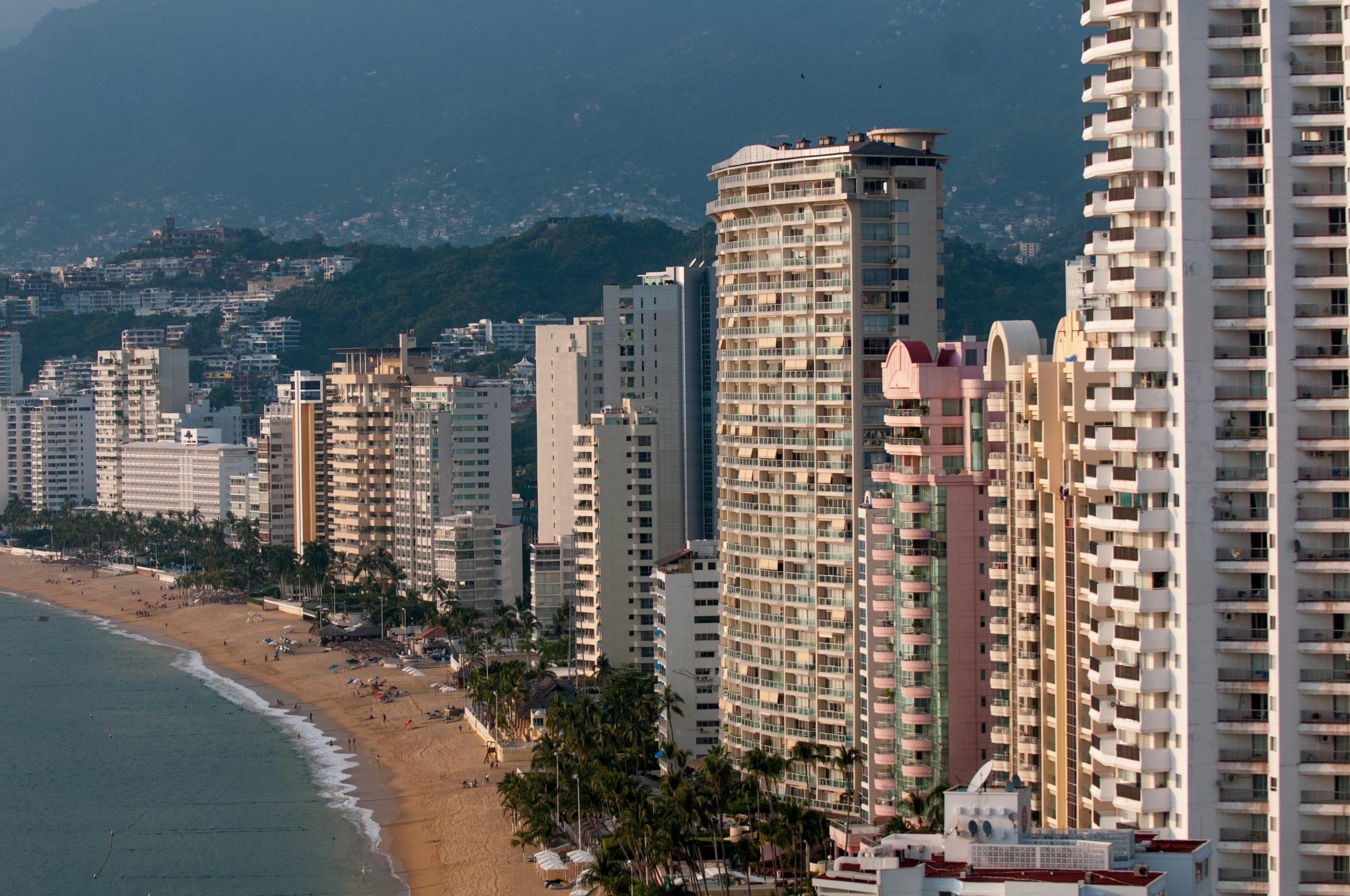 Bahía de Santa Lucía, Acapulco