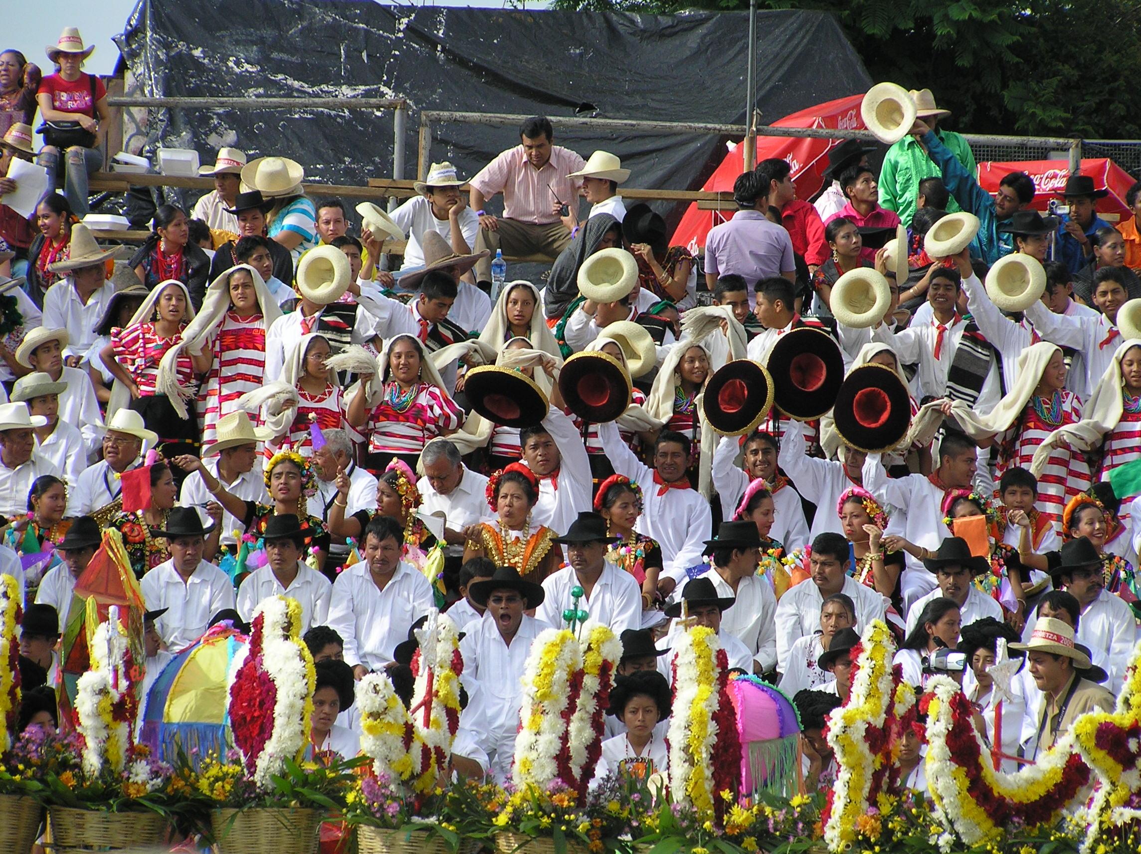 Festejos de la Guelaguetza