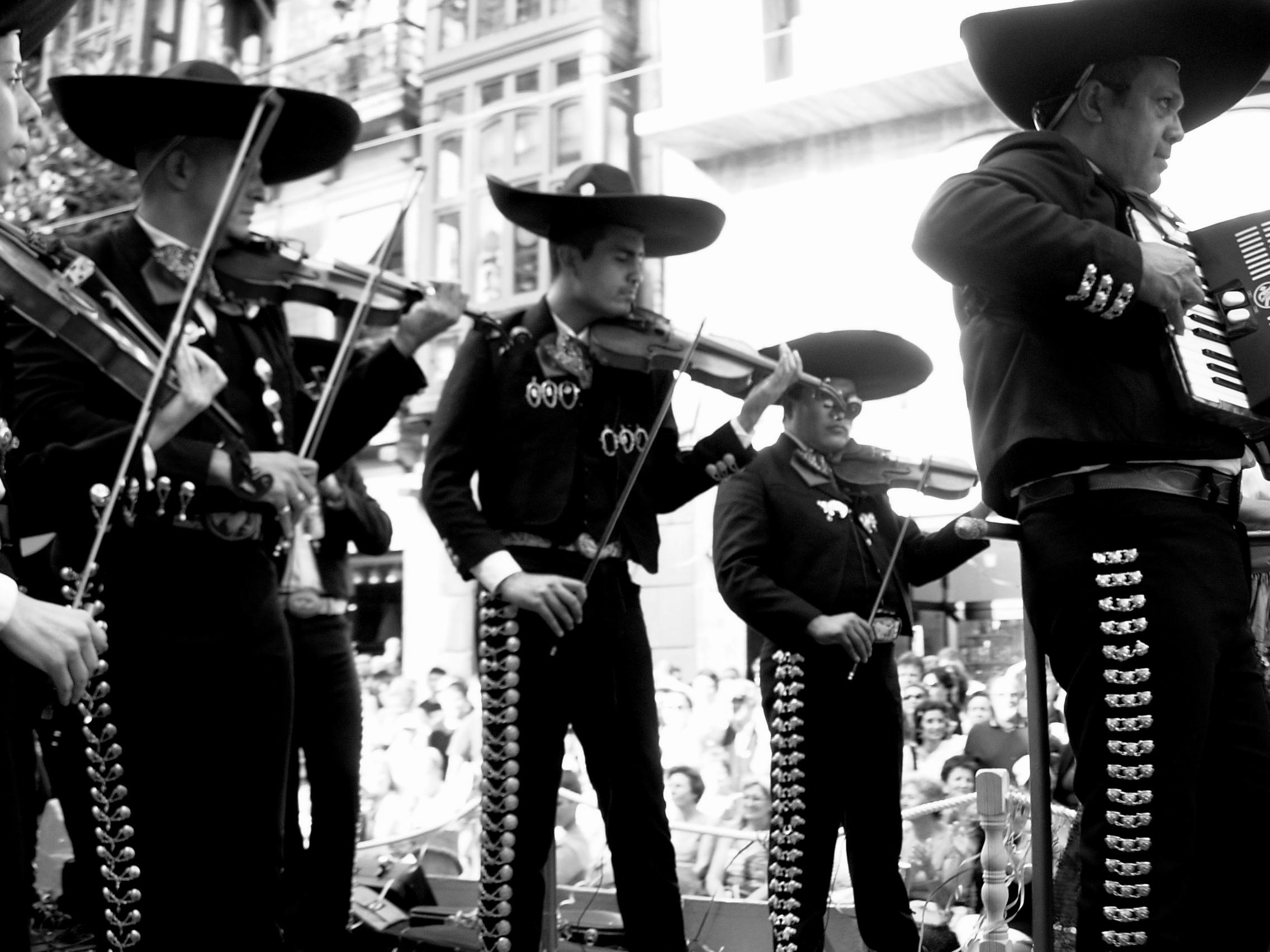 Banda de mariachi