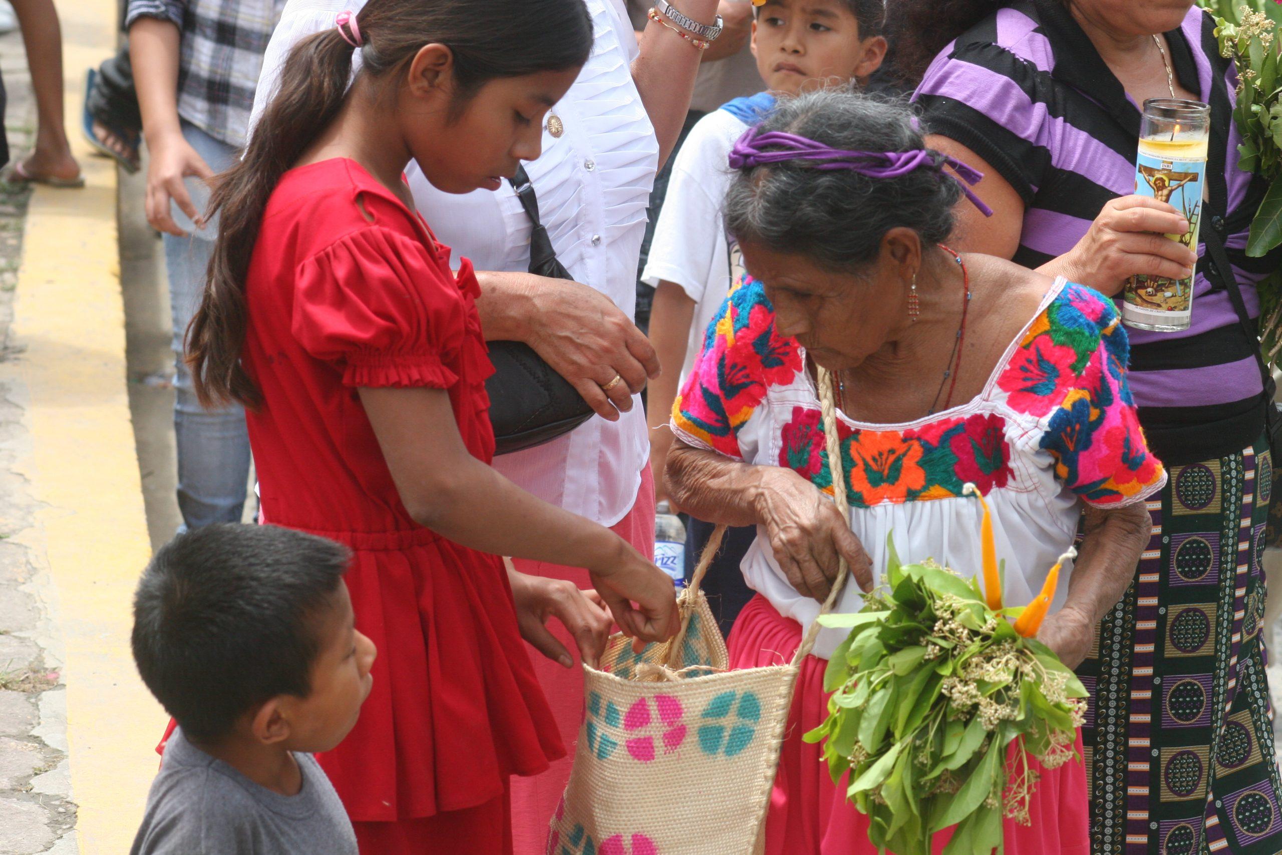Comunidad nahua en Huejutla de Reyes