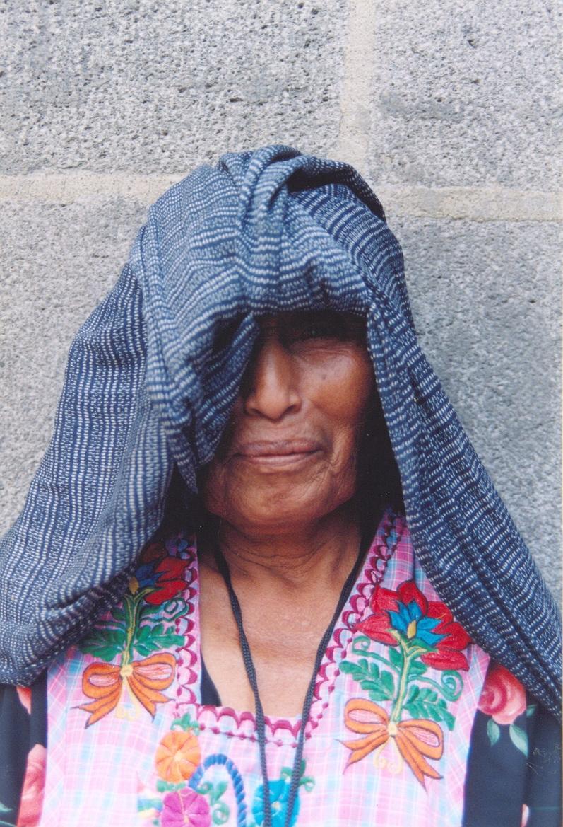 Mujer popoloca