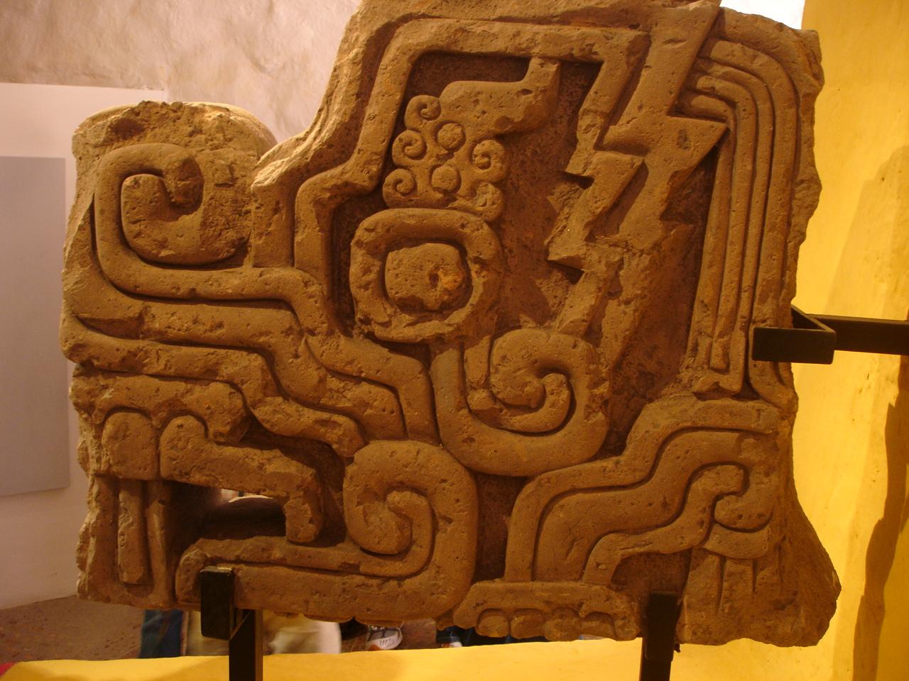 Museo de sitio en Plazuelas