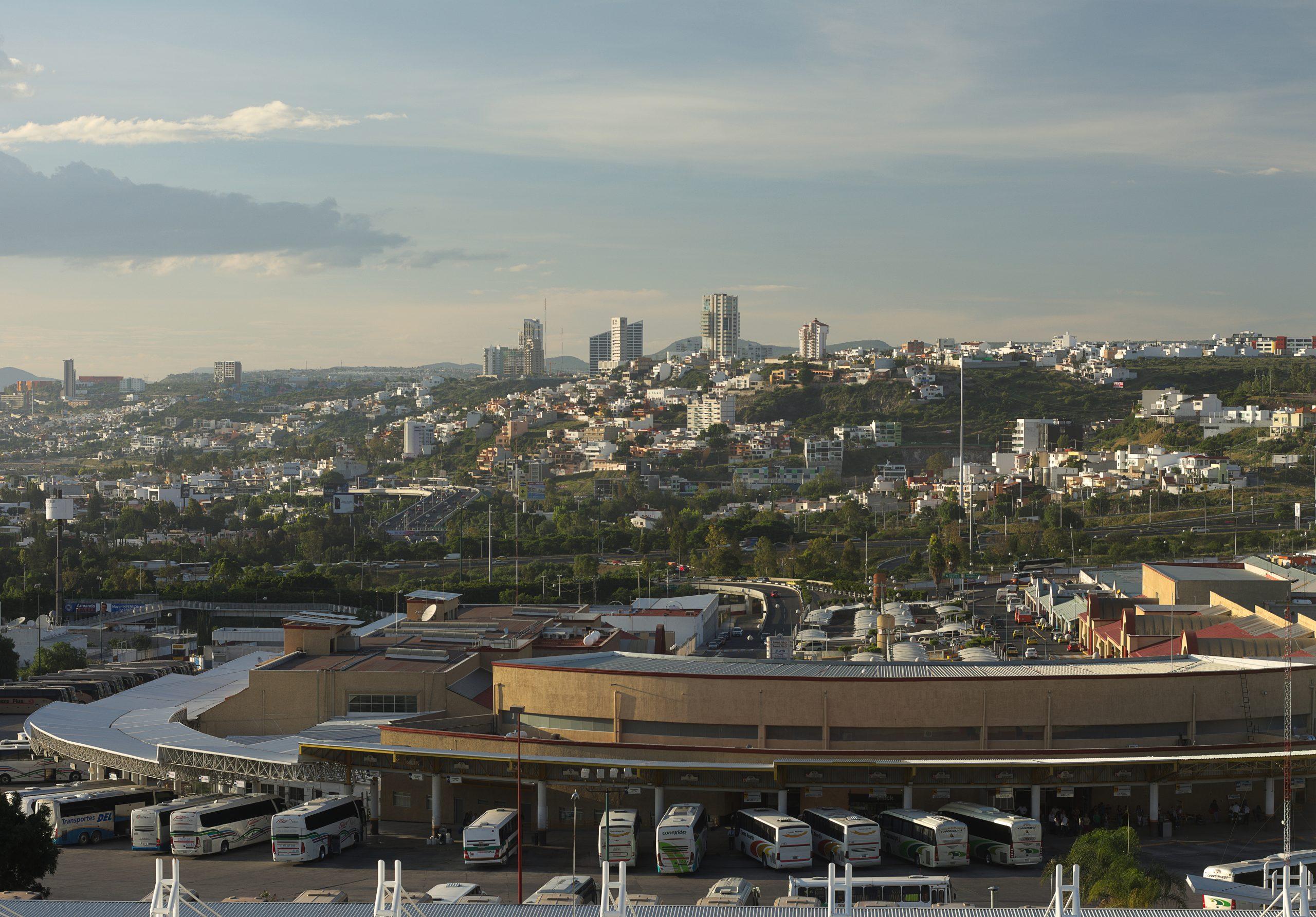 Vista de Querétaro