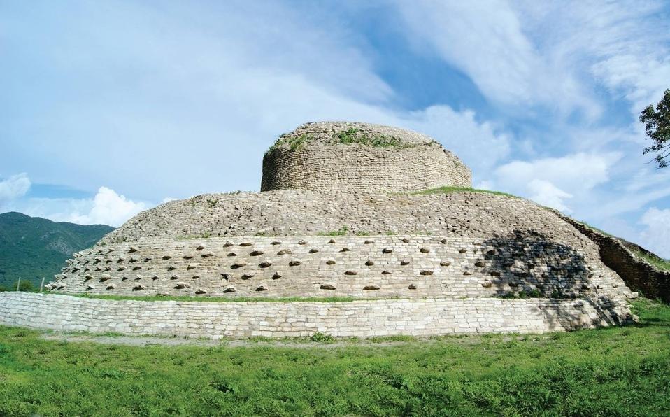 Pirámide de Tula, zona arqueológica de Tammapul